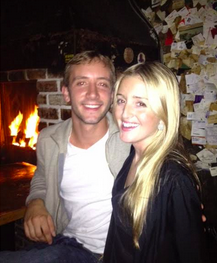 Caitlin & Andrew in 2013 Looking Good/Feeling Bad